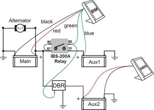 18b620e033 ibs dbr (dualbatt relay) ibs tjm dbs wiring diagram at eliteediting.co